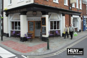 Tudor Rose Hotel | 11 Wednesday Market, Beverley, East Yorkshire, HU17 0DG | 01482 882028