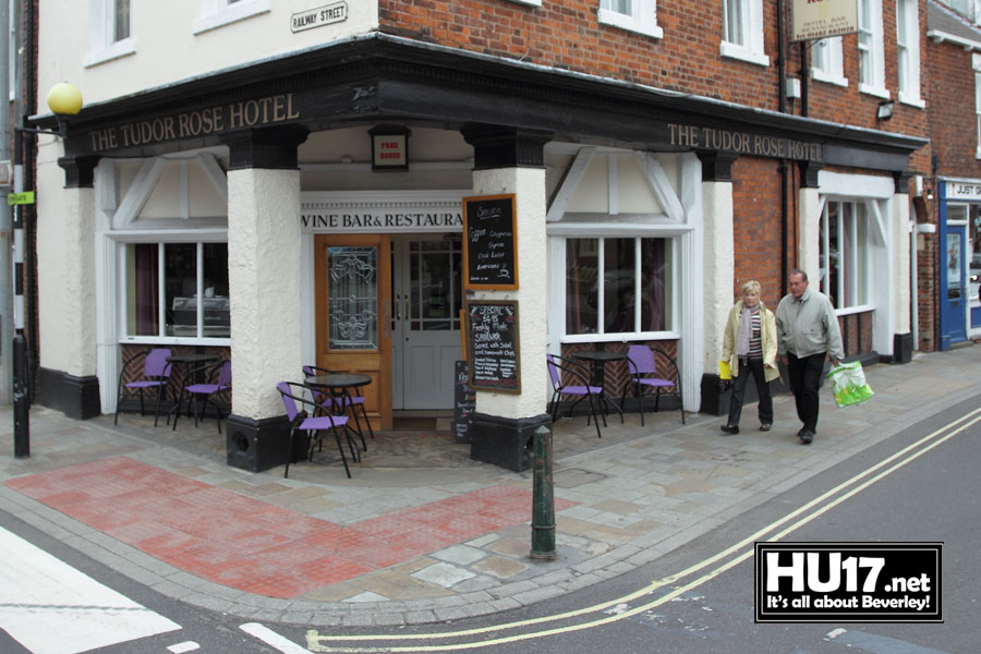 Tudor Rose Hotel | 11 Wednesday Market, Beverley, East Yorkshire, HU17 0DG | 01482 882028