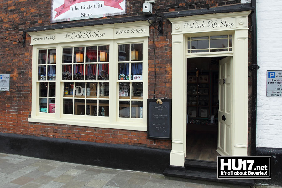 The Little Giftshop   14 Wednesday Market, Beverley, East Riding of Yorkshire HU17 0DG   07902678885