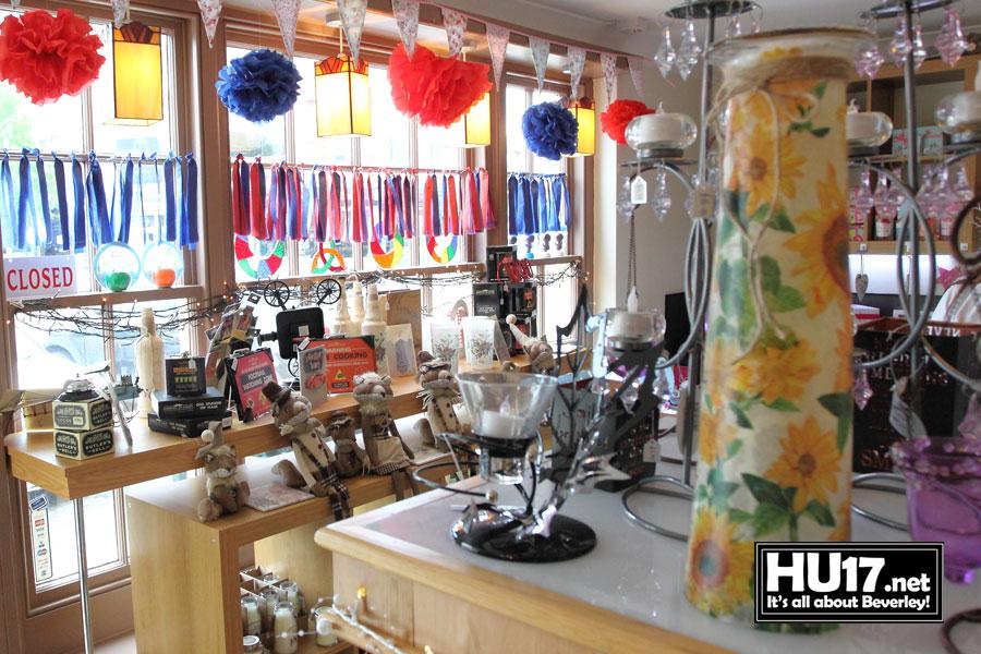 The Little Giftshop | 14 Wednesday Market, Beverley, East Riding of Yorkshire HU17 0DG | 07902678885