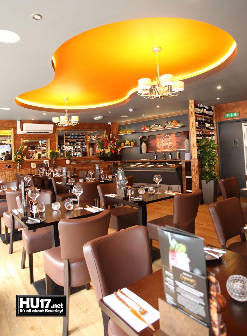 Chamas Rodizio Bar & Grill